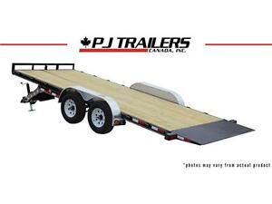20' Powered Full Tilt Trailer (TF)