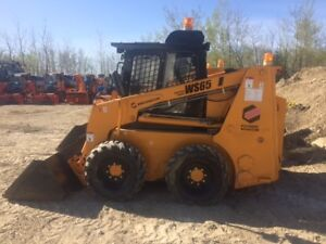 Skid Steer Loader WS65 - LAST TWO AVAILABLE!