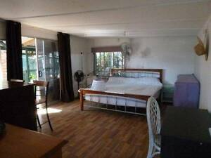 Spacious backyard cabin available short term. Would suit couple Mareeba Tablelands Preview