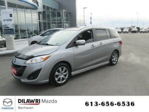 2014 Mazda Mazda5 GT FULLY LOADED LOW KMS!