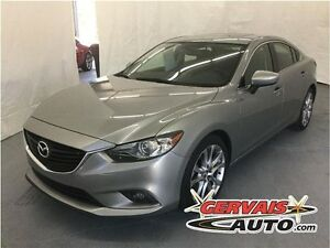 Mazda MAZDA6 GT Navigation Cuir Toit Ouvrant A/C MAGS 2014
