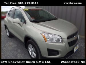 2014 Chevrolet Trax LT AWD - $9/Day - 1.4L Turbo, Bluetooth