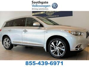 2015 Infiniti QX60 LEATHER | NAV | HEATED SEATS | BLUETOOTH | SU