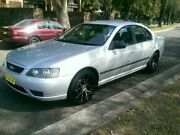 2005 FORD FALCON BF XT Five Dock Canada Bay Area Preview