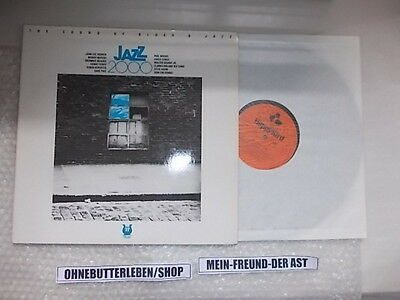 LP VA Jazz 2000 Vol2 Sound Of Blues & Jazz (11 Song) MUSE REC Dave Pike Kuhn