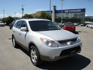 2008 Hyundai Veracruz Limited 4dr All-wheel Drive