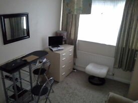 Bedsit with separate kitchen and separate bathroom for sole use