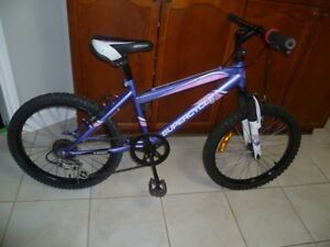 "20"" Supercycle Impulse 5 Spd Bike with Front SuspensionPick up"