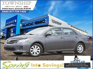 2013 Toyota Corolla L - Manual Transmission - Great on Gas - $7/