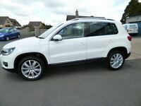 Volkswagen Tiguan SPORT TDI BLUEMOTION TECHNOLOGY (white) 2012-08-20