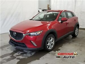 Mazda CX-3 GS-L Luxe AWD Cuir Toit Ouvrant MAGS 2016
