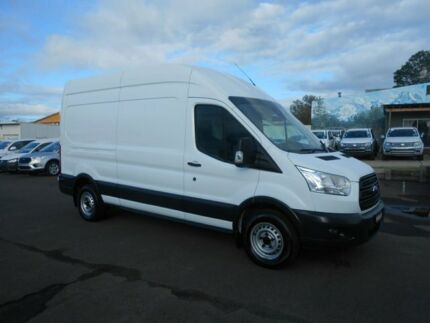 2014 Ford Transit VO 350L Mid Roof LWB White 6 Speed Manual Van Nowra Nowra-Bomaderry Preview