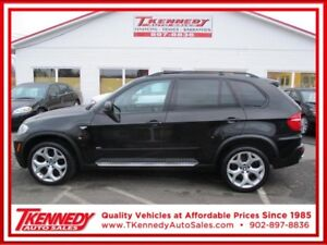 2008 BMW X5 4.8i 350 HP ALL-WHEEL-DRIVE