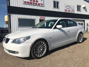 2008 BMW 5 Series 535i  TWO YEAR WARRANTY INCLUDED. $12900.