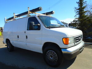 SOLD!!!!!!!!!!!!!!!!!!!!!!!!!2007 Ford ECONOLINE  E-250SD  CARGO