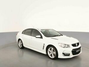 2016 Holden Commodore VF II MY16 SS Heron White Sports Automatic Sedan Belmore Canterbury Area Preview
