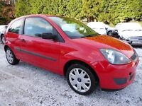 Ford Fiesta 1.25 Style, Nice Low Mileage Fiesta 1.25, Perfect First Car, Cheap Insurance, Superb MPG