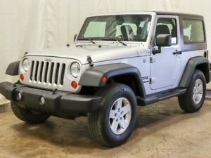 2011 Jeep Wrangler Sport 2dr 4WD Automatic