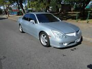 2005 Mitsubishi Magna TW VR-X Silver 5 Speed Manual Sedan Somerton Park Holdfast Bay Preview