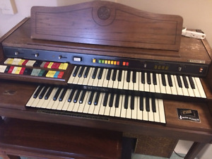 Working Organ for Sale