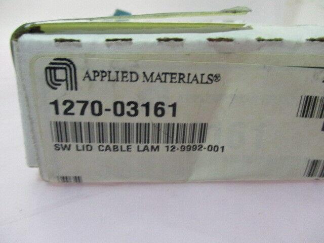 AMAT 1270-03161 SW Lid Cable, LAM 12-9992-001, 418152