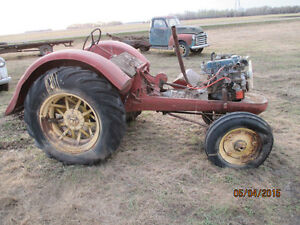 tractor chassis