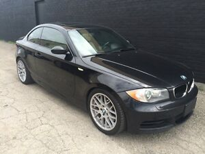 2009 BMW 1 Series 135i M package 6 speed M1 kit 10,299