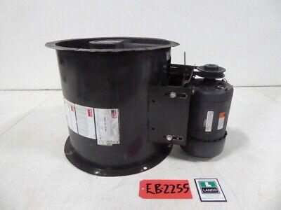 Dayton 1 Hp Steel Tube Axial Fan Eb2255 Eb2255