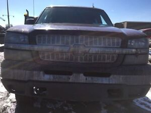 2003 CHEVROLET 1500HD for parts
