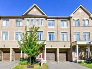 Gorgeous Under 2 Yrs New Freehold Townhouse In High-Demand Area.