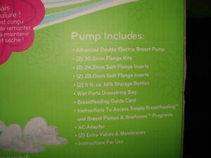 Evenflo Advanced Double Electric Breast Pump. Gatineau Ottawa / Gatineau Area image 5