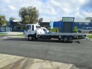 1998 Hino FD White Tilt Tray 4x2 O'Connor Fremantle Area Preview