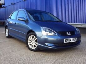HONDA CIVIC VETEC 1.6 EXECUTIVE SPECIAL EDITION FULLY LOADED STUNNING CONDITION LOW MILEAGE!!