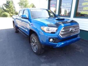 2016 Toyota Tacoma SR5 TRD Sport Long Box! 4 new K02's!