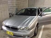 2004 Jaguar X Type Sedan Camperdown Inner Sydney Preview