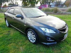 2011 Mazda 6 Grey Sports Automatic Hatchback Mile End South West Torrens Area Preview
