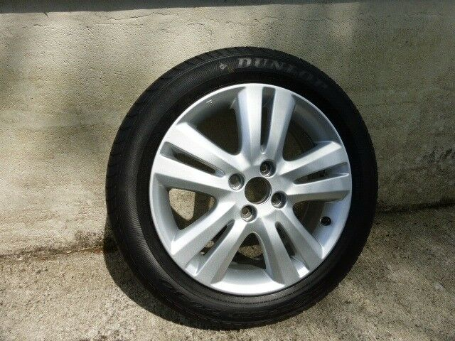 Honda Jazz Alloy Wheel Tyre Ideal For Spare In Okehampton