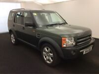 2007 LAND ROVER DISCOVERY 2.7 HSE TDV6,TOP OF THE RANGE -FULL SERVICE HISTORY
