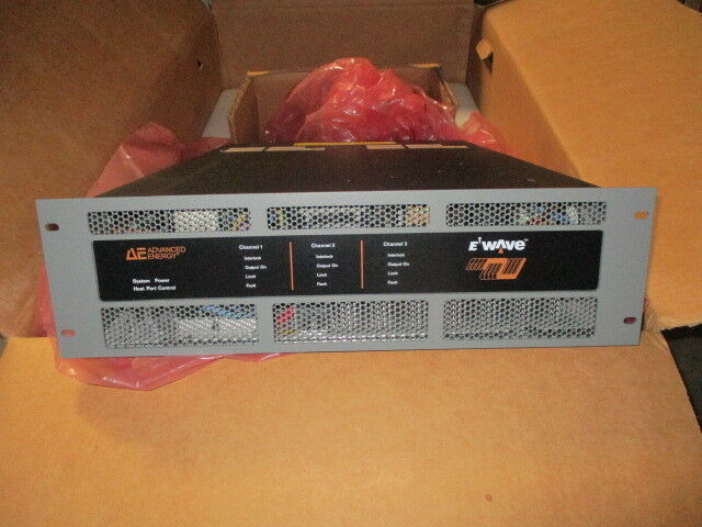Advanced Energy 3152603-005 RF Generator, Novellus 27-260607-00, E'wave, 450622