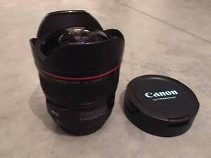 Canon EF 14mm f/2.8L II USM Camera Lens Avalon Pittwater Area Preview