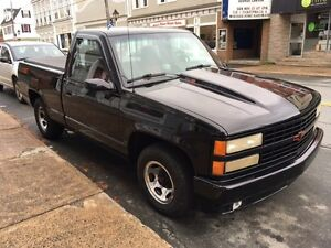 1990 Chevy 454SS truck