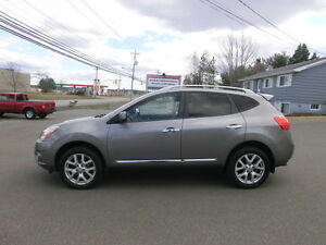 2012 Nissan Rogue SL SUV, Crossover leather,moonroof,nav,b/u cam
