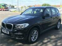 2018 BMW X3 DIESEL ESTATE xDrive20d SE 5dr Step Auto SUV Diesel Automatic