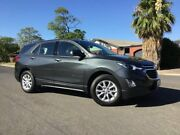 2017 Holden Equinox EQ MY18 LS+ FWD Grey 6 Speed Sports Automatic Wagon Adelaide CBD Adelaide City Preview