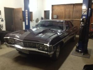 WANTED....Stock hood for 1967 Bel Air