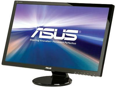 "ASUS VE278Q Black 27"" 1920 x 1080 2ms Full HD HDMI LED Backlight LCD Monitor w/"