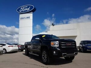 2014 GMC Sierra 1500 SLT, LEATHER, ACCIDENT FREE, LOW KILOMETERS