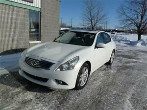 2010 INFINITI Berline G37 Luxury