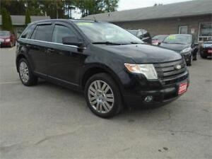 """2008 FORD EDGE """"LIMITED"""" ALL WHEEL DRIVE"""