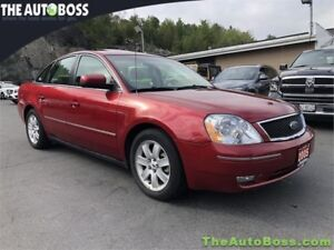2005 Ford Five Hundred SEL CERTIFIED! LEATHER! SUNROOF! WARRANTY
